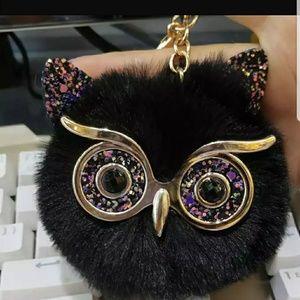 Accessories - Owl Keychain